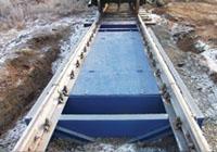 Внешний вид и устройство вагонных весов БАМ. фото #17